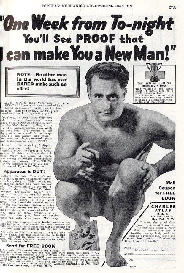 От денди до мачо:  Все грани мужской сексуальности в моде. Изображение № 9.