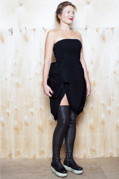 Коллекционер винтажа Ольга Самодумова  о любимых нарядах. Изображение № 14.