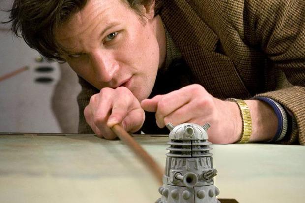 Одиннадцатый Доктор: Мэтт Смит. 2010-по настоящее время. Изображение № 11.