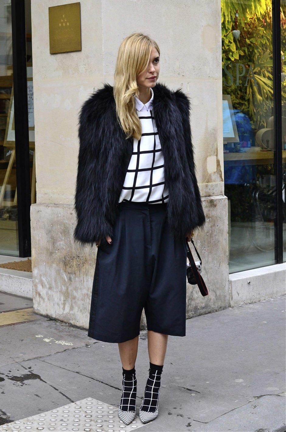 Гости Парижской недели моды FW13, часть 1. Изображение № 41.