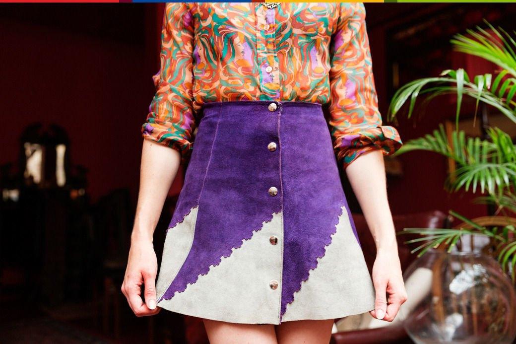 Психоделия: Дизайнер обуви Джорджи Би и ее коллекция винтажа. Изображение № 9.