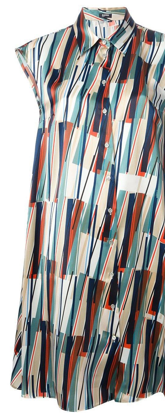 Платья-рубашки  в весенне-летних коллекциях. Изображение № 15.