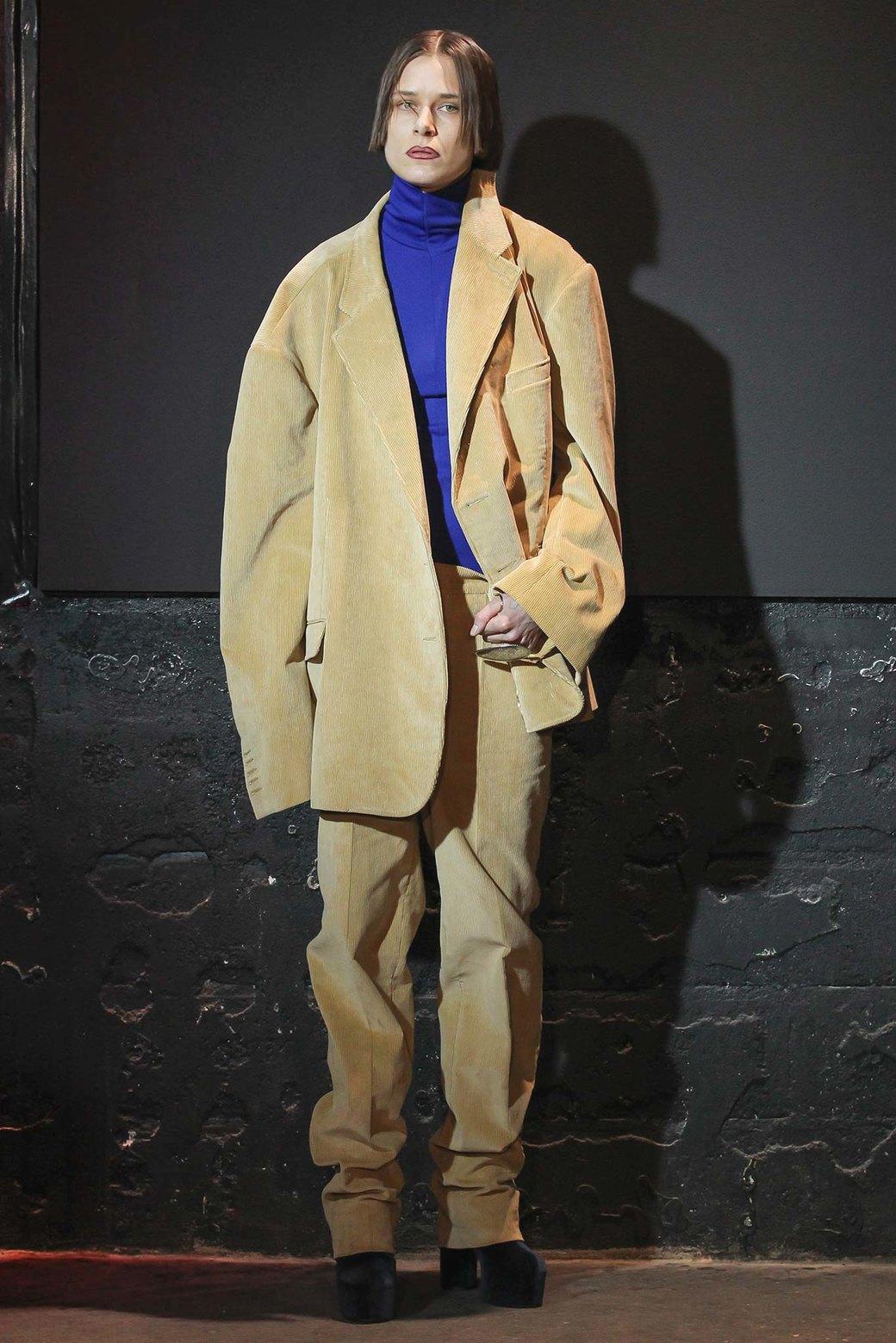 Гиперсайз: Мода для тех, кому не важен размер одежды. Изображение № 7.