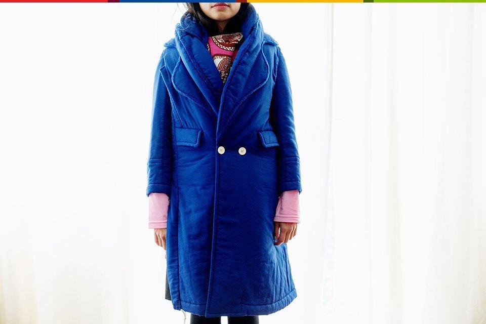 Токио — Лондон: Коллекция Comme des Garçons и Junya Watanabe. Изображение № 24.