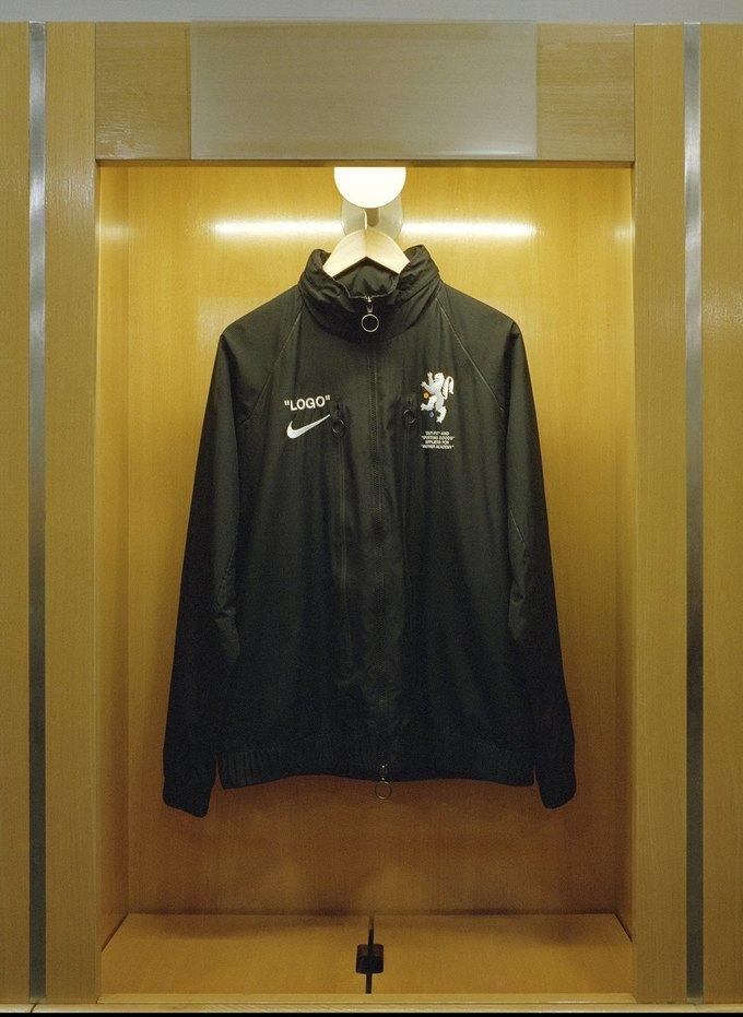 Вирджил Абло и Nike представили коллаб, посвящённый футболу. Изображение № 26.