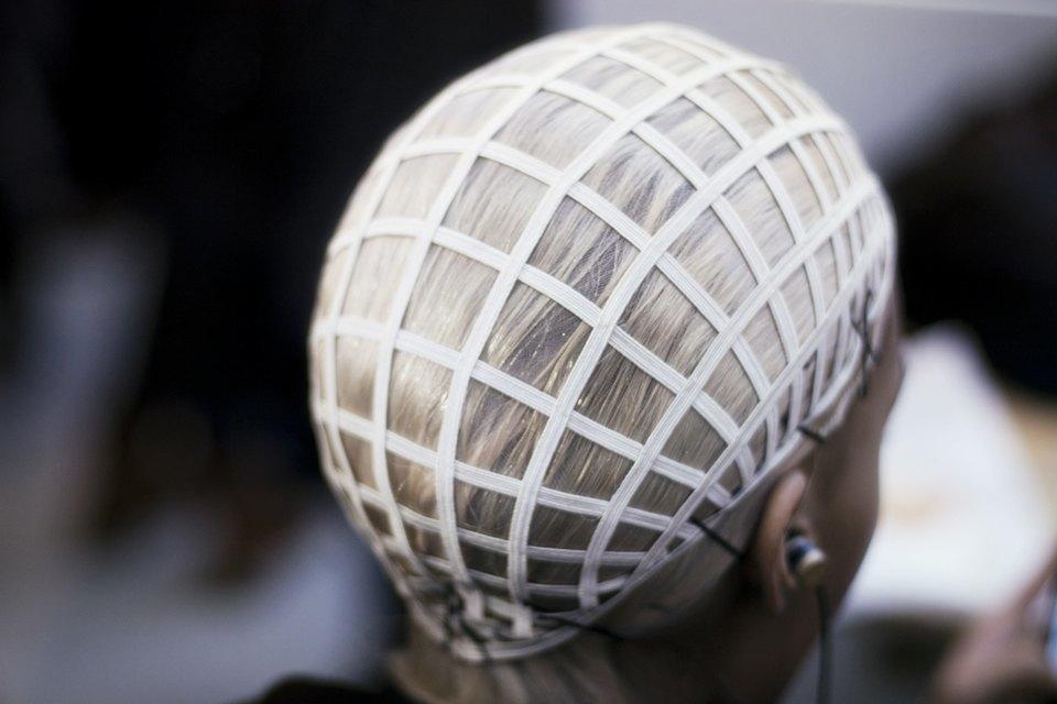 Paris Fashion Week FW 14:  Бэкстейдж показа  Gareth Pugh. Изображение № 12.