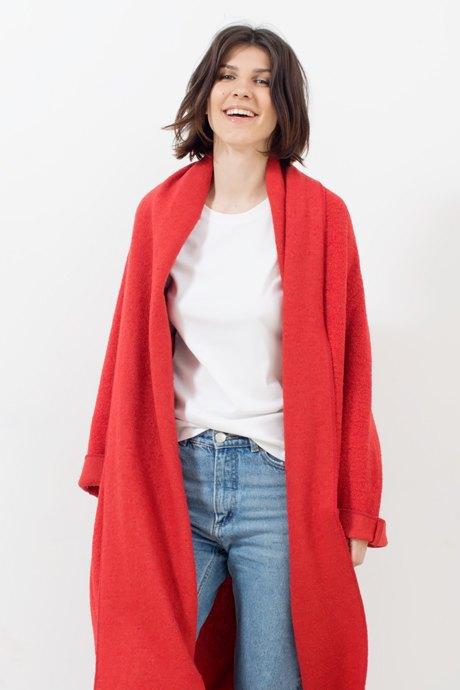 Бренд-менеджер Interview Маша Ещенко о любимых нарядах. Изображение № 18.
