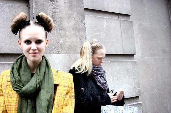 London Fashion Week: день третий. Изображение № 5.
