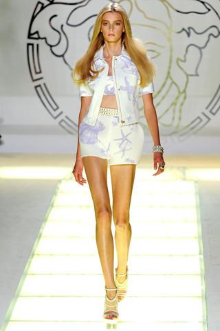 Milan Fashion Week: показ Versace SS 2012. Изображение № 17.