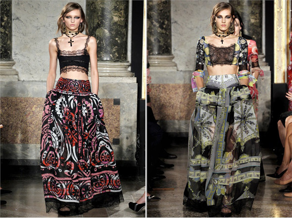 Показы Milan Fashion Week SS 2012: День 4. Изображение № 16.