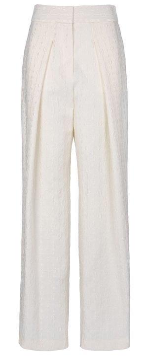 Широкие брюки в осенне-зимних коллекциях. Изображение № 15.