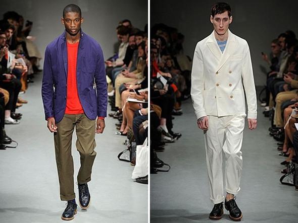 Показы на London Fashion Week SS 2012: Мужской день. Изображение № 10.