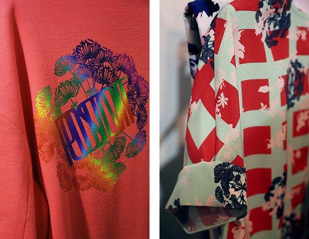 Что происходит  с украинской модой: Коллекция Poustovit SS14. Изображение № 2.