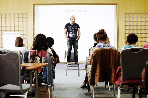 Чему учат женщин  на секс-тренинге. Изображение № 6.
