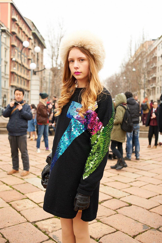 Стритстайл: Неделя моды в Милане,  часть III. Изображение № 2.