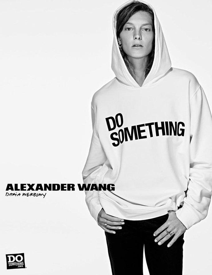 В новой рекламной кампании Alexander Wang снялись 37 звезд. Изображение № 14.