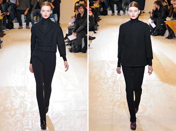 Изображение 6. Показы на Milan Fashion Week FW 2011: день 4.. Изображение № 8.