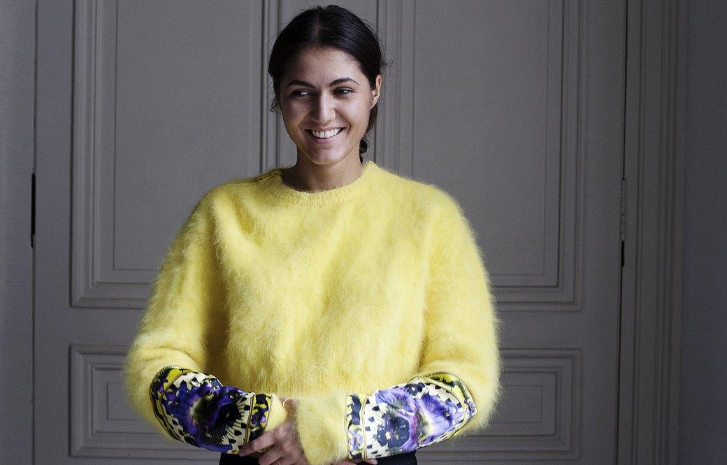 Мона Ал-Шаалан, дизайнер мужской одежды. Изображение № 1.