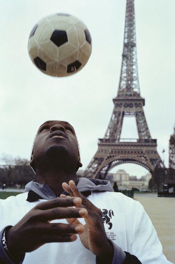 Вирджил Абло и Nike представили коллаб, посвящённый футболу. Изображение № 2.