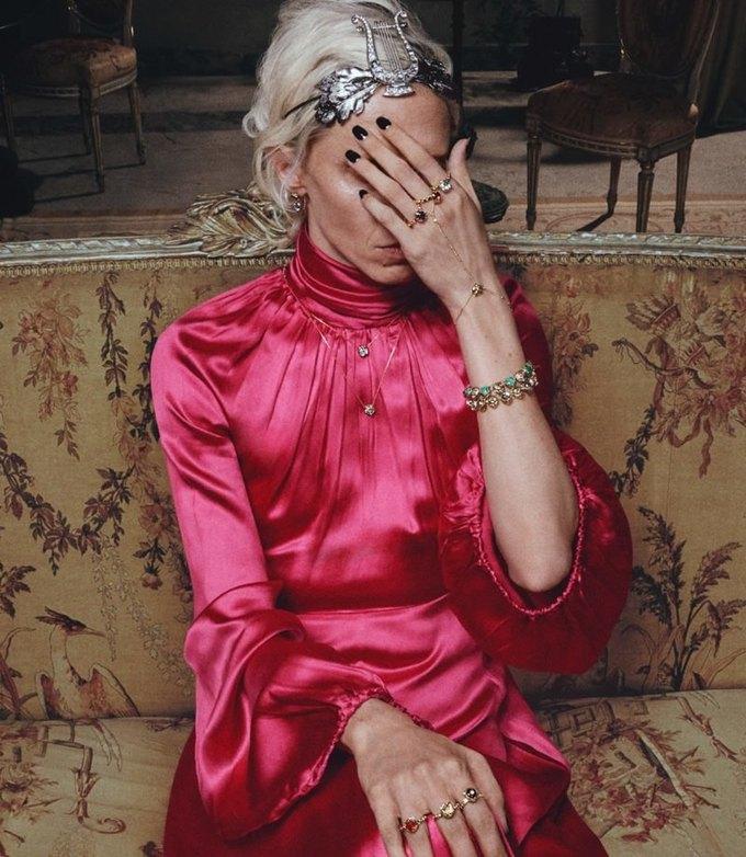 Gucci выпустили кампанию с моделями разных возрастов. Изображение № 4.