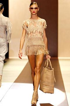 Gucci SS 2011 . Изображение № 58.