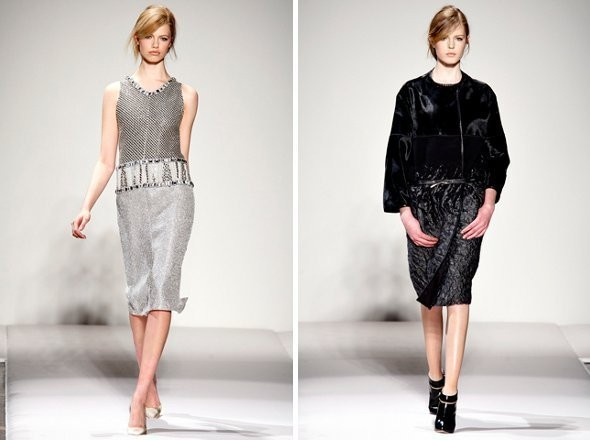 Показы на Milan Fashion Week FW 2011: день 3. Изображение № 12.