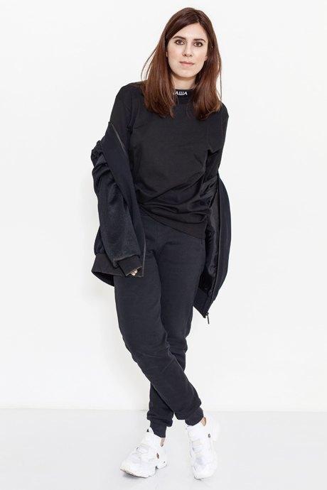 Cет-дизайнер Даша Соболева о любимых нарядах. Изображение № 24.