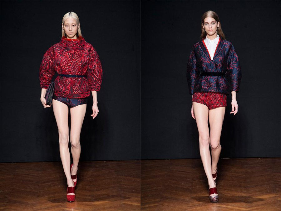 Неделя моды в Милане:  День 1. Изображение № 20.