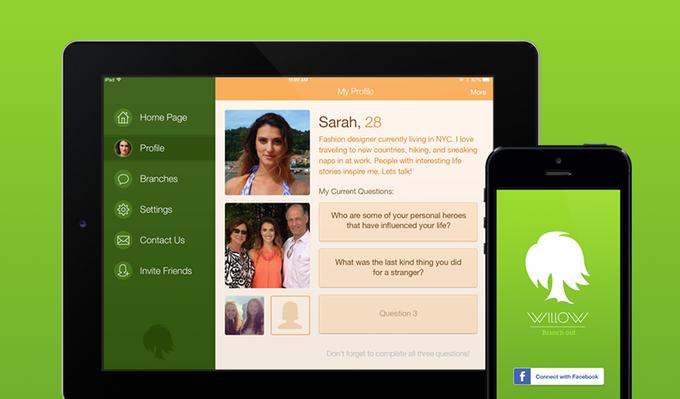 Новое приложение  для знакомств учит ценить личность, а не внешность. Изображение № 1.