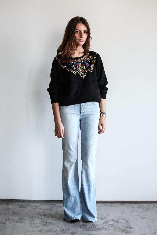 Гардероб: Катя Бутко, блогер и создатель  винтажного магазина. Изображение № 7.