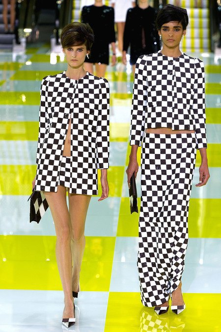 Louis Vuitton SS 2013 . Изображение № 34.