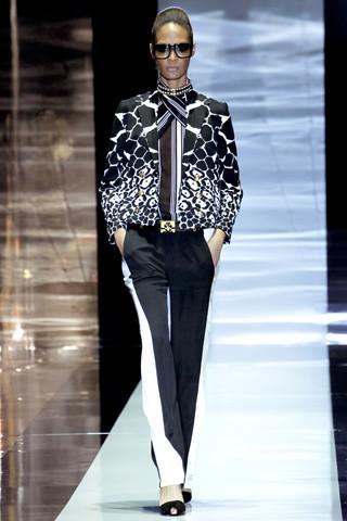 10 моделей с показа Gucci: 5 известных и 5 начинающих. Изображение № 2.