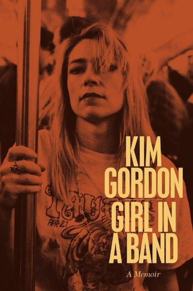 Шинейд О'Коннор пишет мемуары, а Ким Гордон показала обложку книги. Изображение № 1.