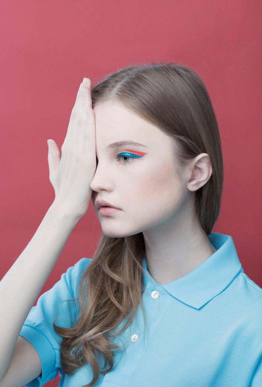 5 идей макияжа  по палитре фильмов Уэса Андерсона. Изображение № 4.