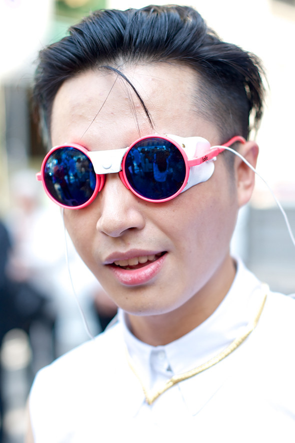 Стрит-стайл: Неделя мужской моды в Милане. Изображение № 6.