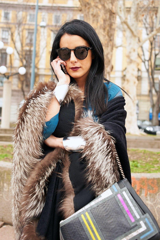 Стритстайл: Неделя моды в Милане,  часть III. Изображение № 22.
