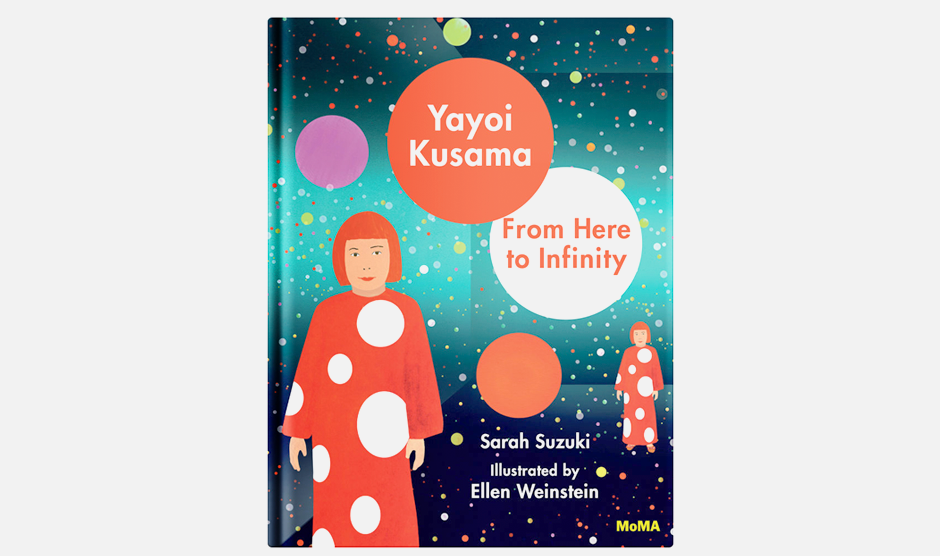 Иллюстрированная книга «Yayoi Kusama: From Here to Infinity!». Изображение № 1.