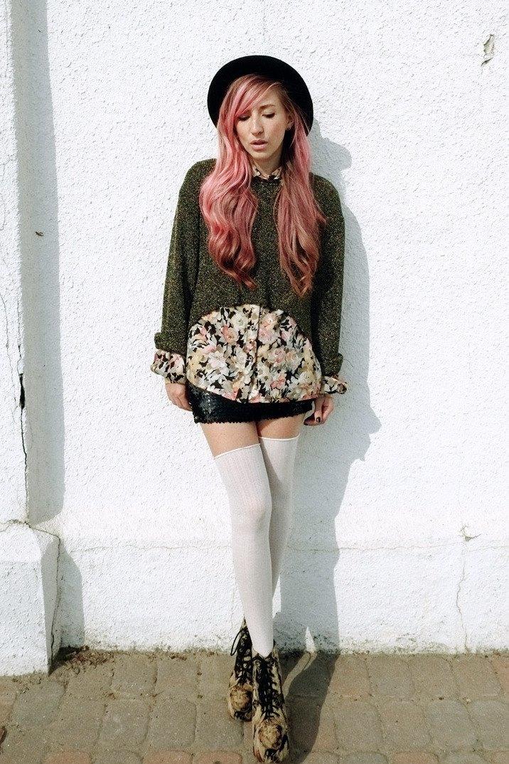 Роуз Бродбент, художница и владелец винтажного бутика из Торонто. Изображение № 18.