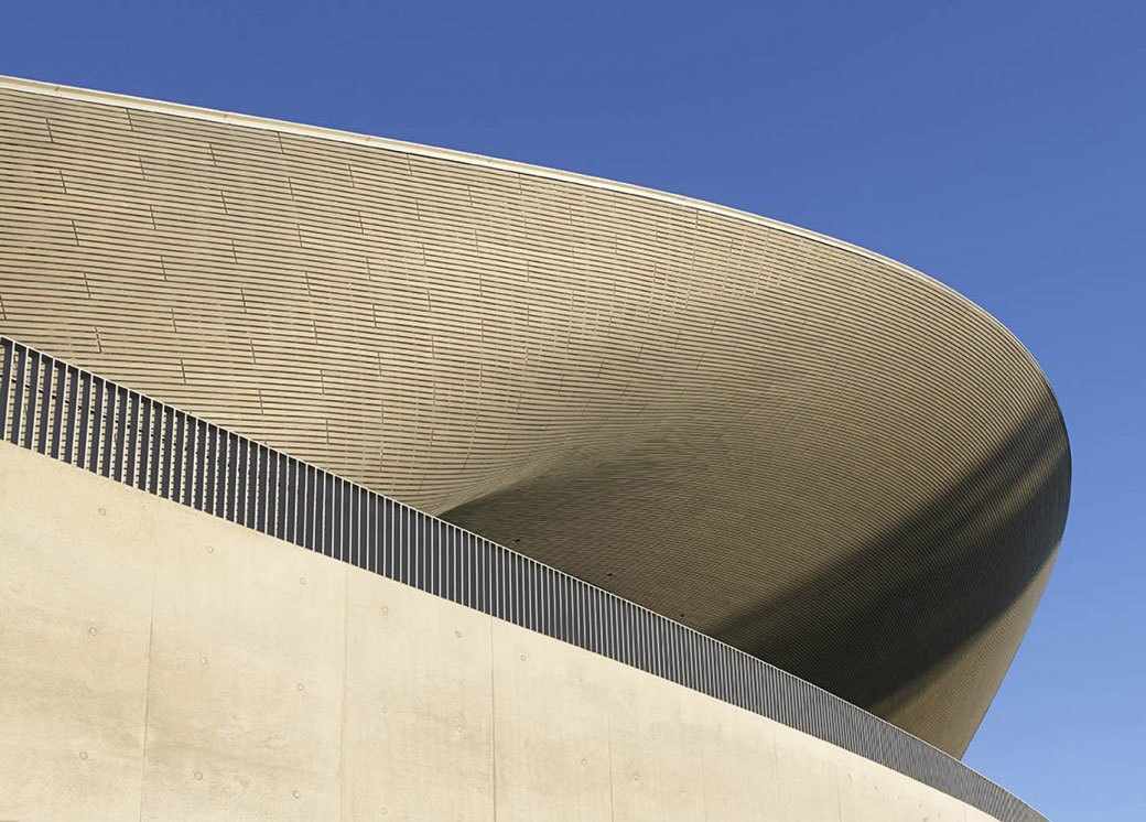 London Aquatics Centre. Изображение № 9.
