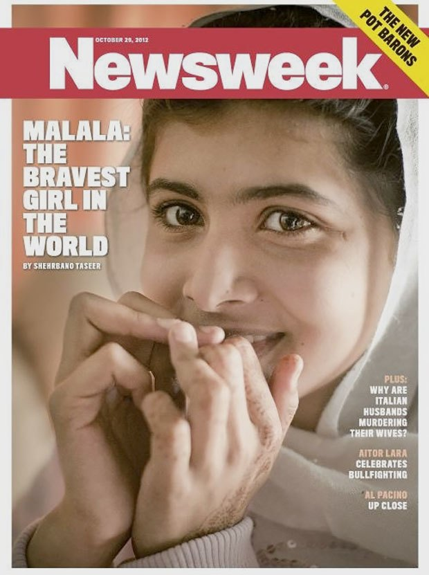 Нобелевская лауреатка Малала Юсуфзай и цена мирной борьбы. Изображение № 2.