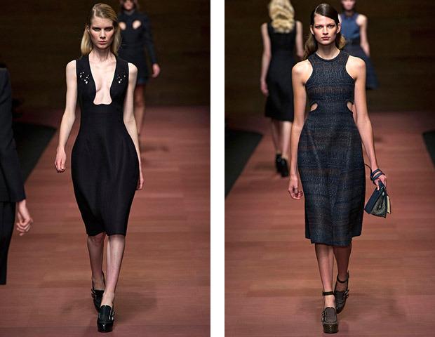 Неделя моды в Париже: Показы Balenciaga, Carven, Rick Owens, Nina Ricci, Lanvin. Изображение № 13.