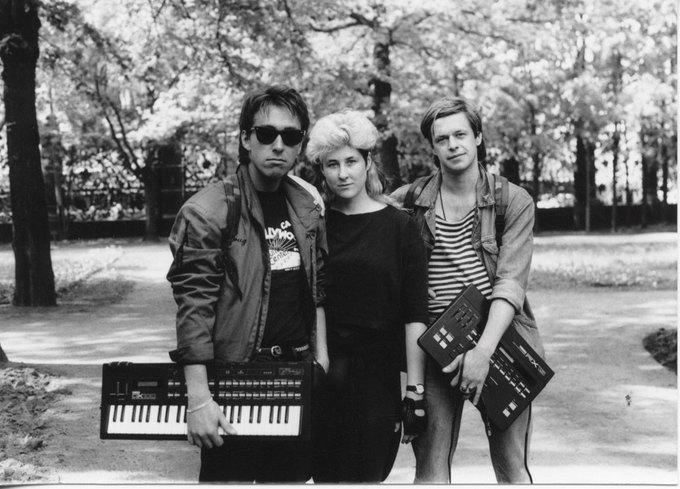 Джоанна Стингрей выложила фотоархив Ленинградского рок-клуба. Изображение № 5.