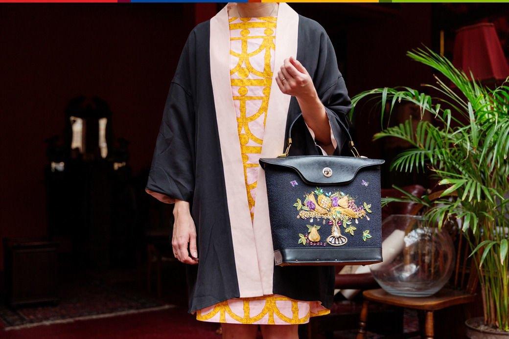 Психоделия: Дизайнер обуви Джорджи Би и ее коллекция винтажа. Изображение № 17.