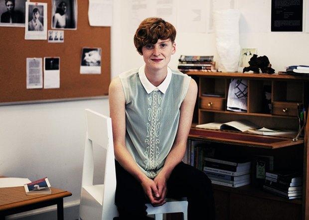Новое имя:  Британская художница Фэй Грин. Изображение № 1.