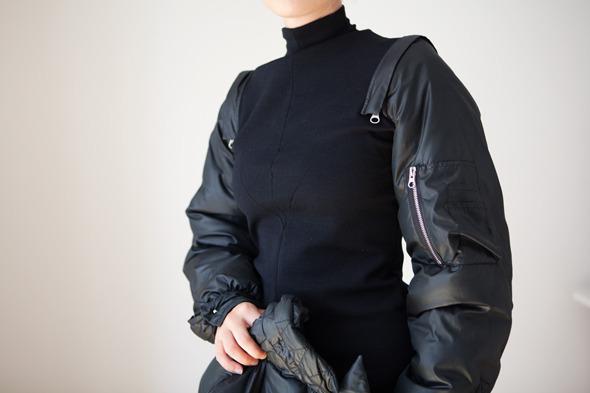 Анна Песонен, младший редактор моды финского журнала SSAW. Изображение № 21.