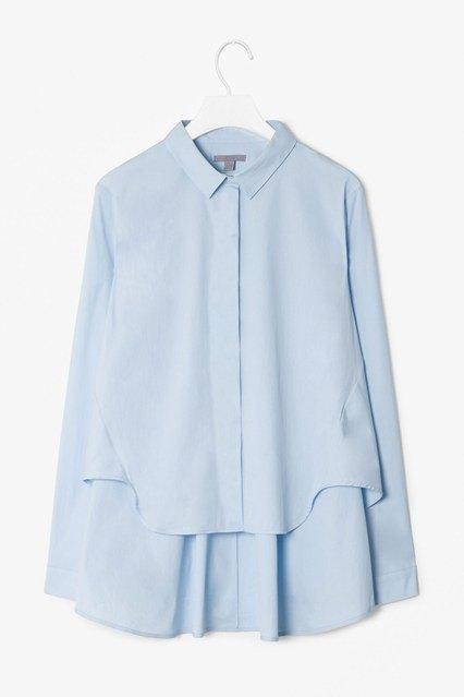 COS выпускают коллекцию одежды совместно с галереей Serpentine. Изображение № 1.