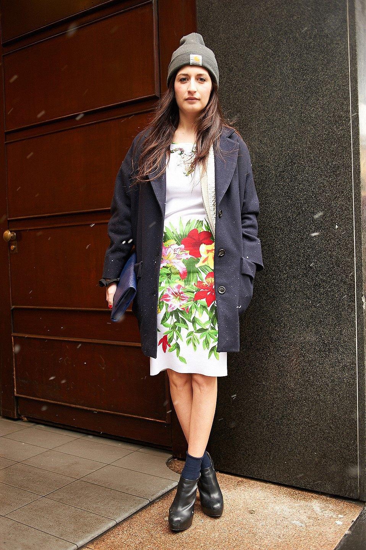 Стритстайл: Неделя моды в Милане,  часть II. Изображение № 21.