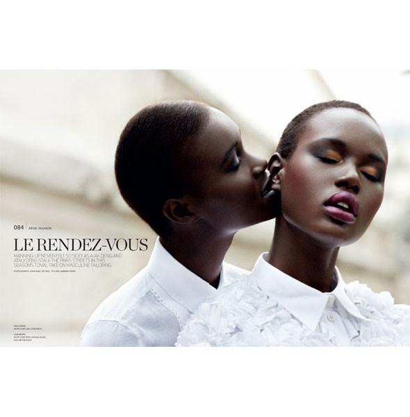 10 моделей африканского происхождения. Изображение № 44.