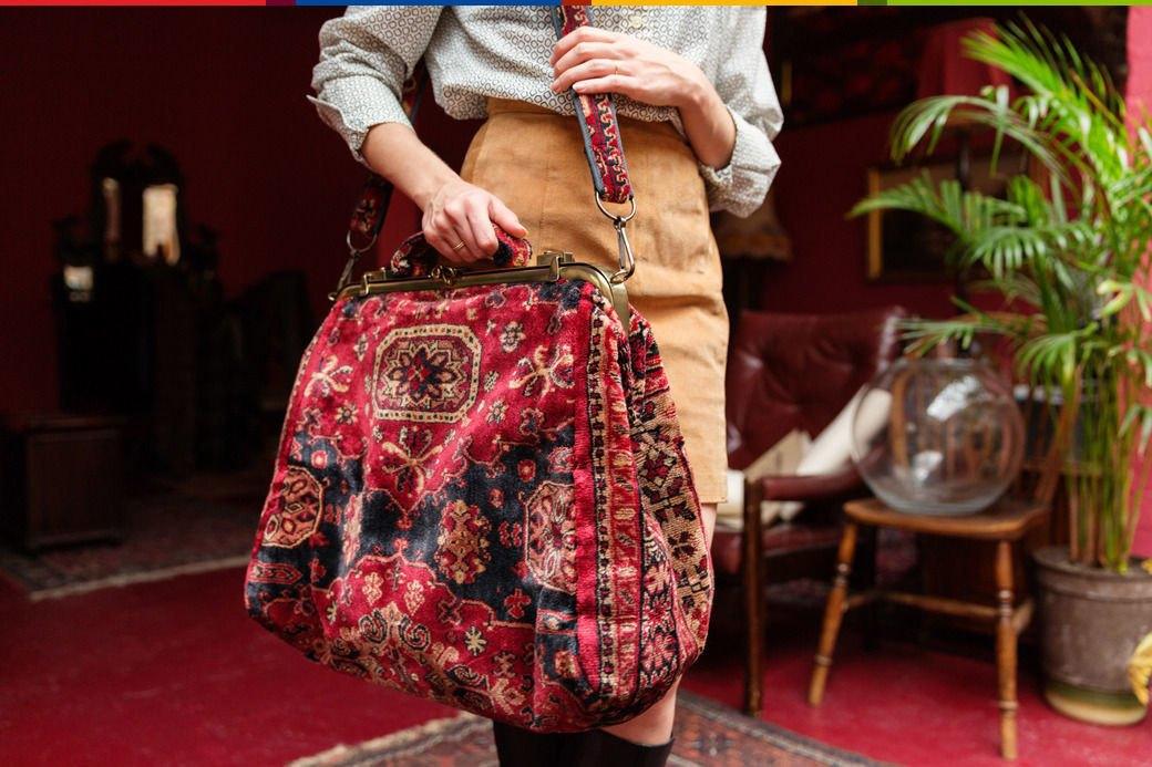 Психоделия: Дизайнер обуви Джорджи Би и ее коллекция винтажа. Изображение № 36.