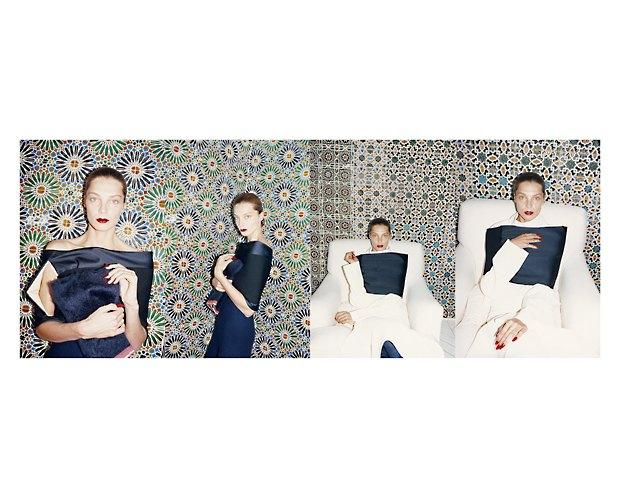 Дарья Вербова в новой рекламе Céline. Изображение № 2.